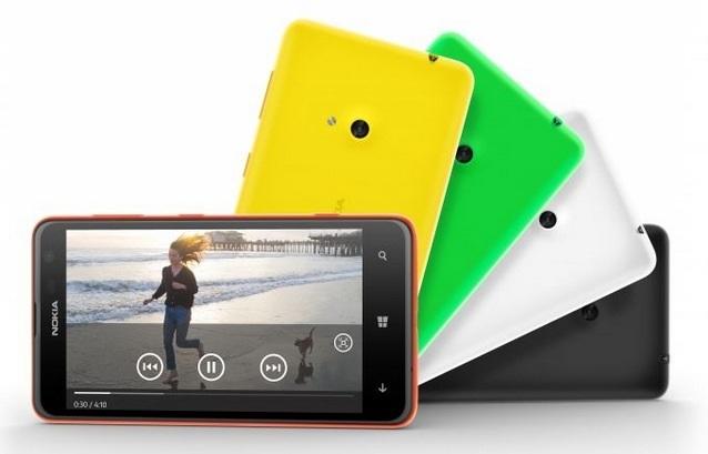 Nokia Lumia 625 - Немного о нем, Обзор | Самые свежие новости о телефонах компании Nokia