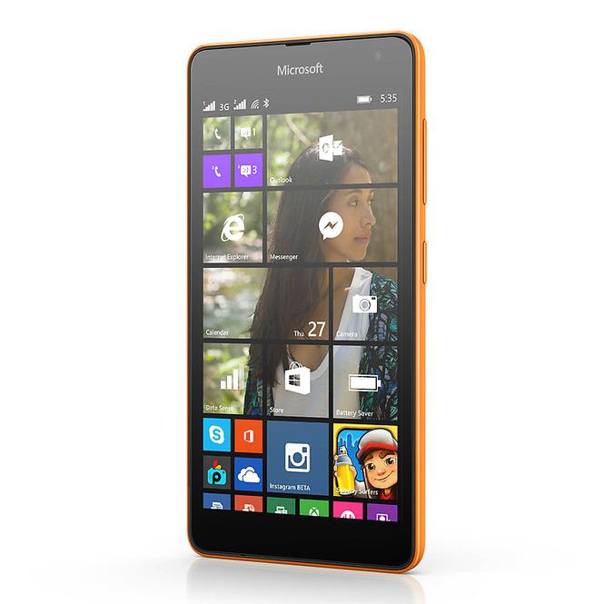 Lumia 535 Обзор