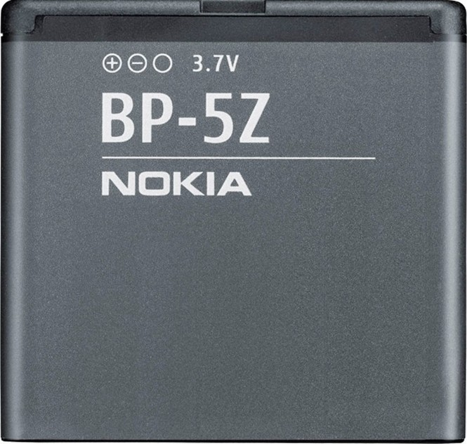 Аккумулятор Nokia BP-5Z (1080 mAh) Original